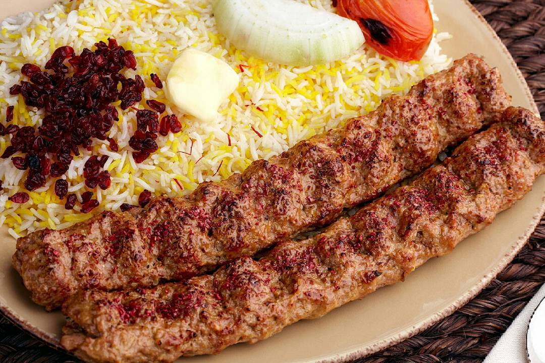 Have You Tried Our Kefta Kabab Plate?